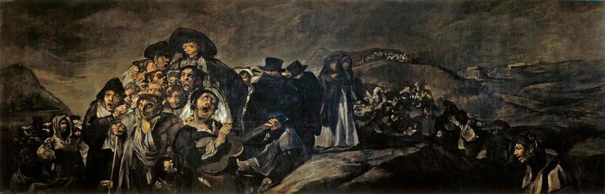 Goya, Third of May, 1808